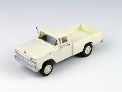 CVR Picture for 1960 Ford 4x4 PU White