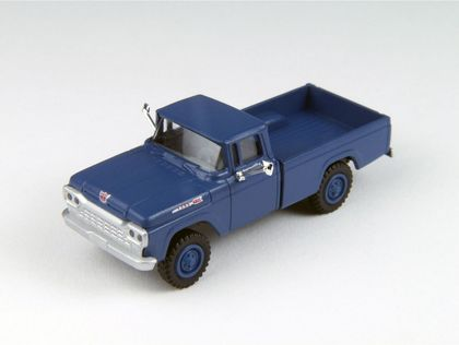 CVR Picture for 1960 Ford 4x4 PU Academy Blue