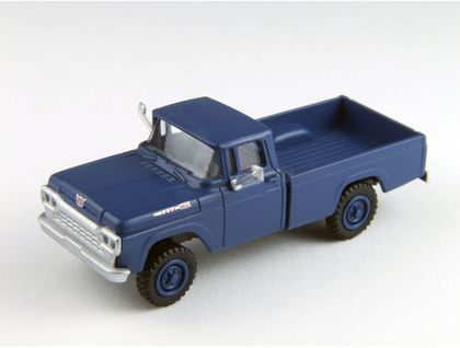 CVR Picture for 1960 Ford 4x4 PU Blue
