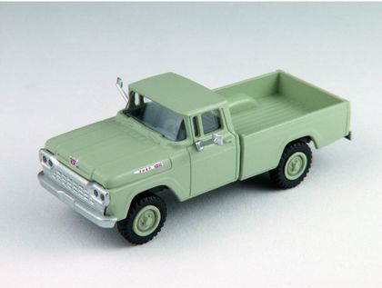CVR Picture for 1960 Ford 4x4 PU April green