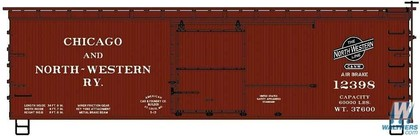CVR Picture for 36' Wood box straight frame C&NW
