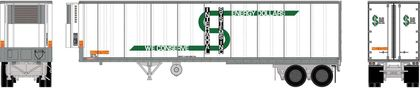 CVR Picture for 40' Z-van Trailer w/Reef InterMod#3
