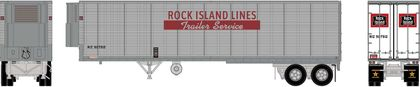 CVR Picture for 40' Z-van Trailer w/Reef ROCK #1