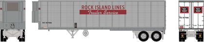 CVR Picture for 40' Z-van Trailer w/Reef ROCK #2