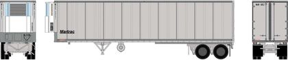 CVR Picture for 40' Z-van Trailer w/Reef Martrac #2