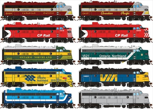 What's New HO Scale Trains | Model Trains and Railways | The