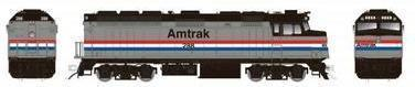 CVR Picture for F40PH Ph2 Amtrak PhIII #288 w/DS