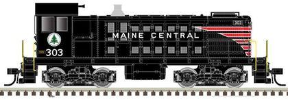 CVR Picture for S2 Maine Central #301 w/DS