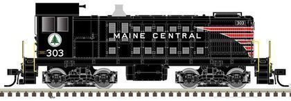 CVR Picture for S2 Maine Central #302 w/DS