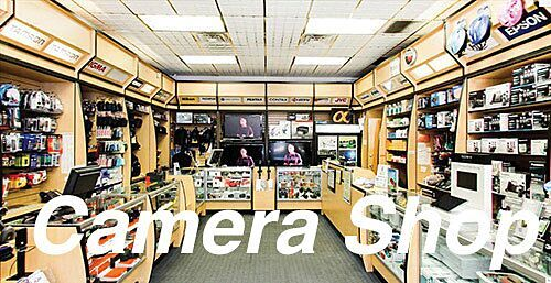 CVR Picture for Picture Window Camera Shop