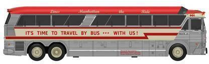 CVR Picture for MCI MC-7 Bus Manhattan Lines