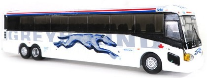 CVR Picture for MCI D4505 Bus Greyhound Canada