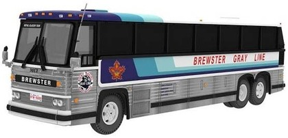 CVR Picture for MCI MC-9 Bus Brewster