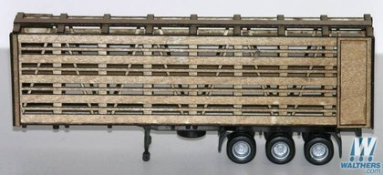 CVR Picture for Laser stock trailer kit w/chassis