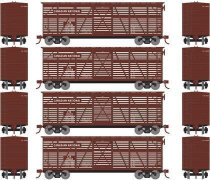 CVR Picture for 40' Stock car CN 4pk