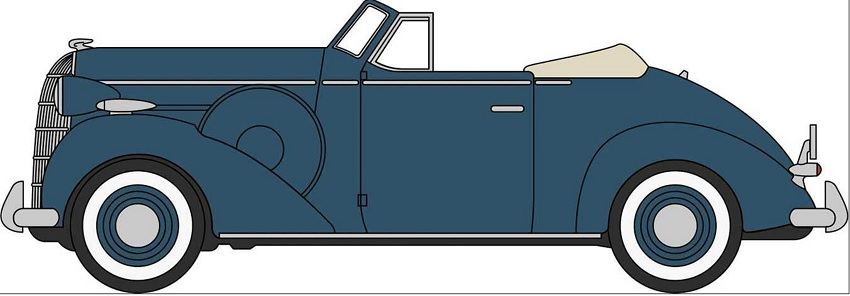 CVR Picture for 1936 Buick Special Conv MusketBlue
