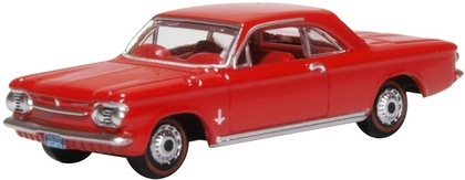 CVR Picture for 1963 Chev Corvair Riverside Red