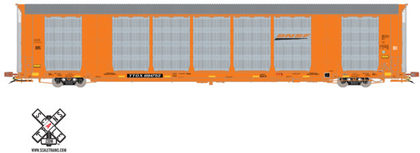 CVR Picture for RC MultiMax AR BNSF/Orang#694753