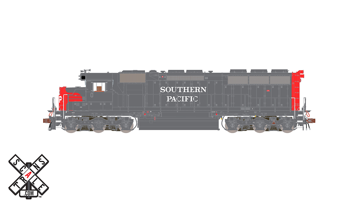 CVR Picture for RC SD45R SP #7490 w/DS