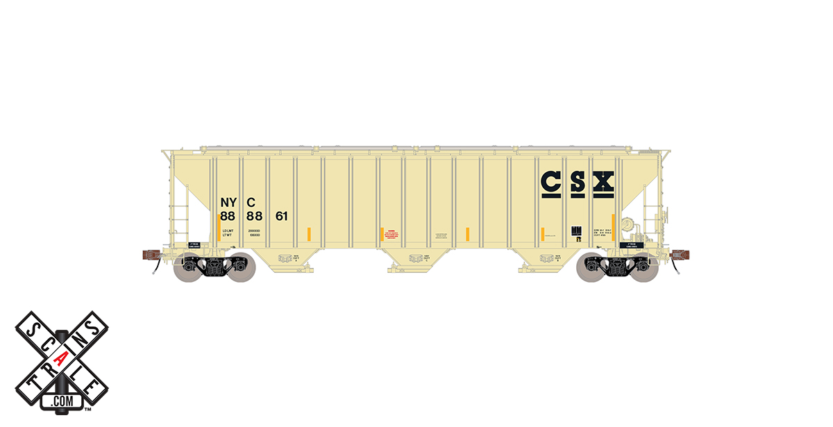 CVR Picture for RC 4785 covhop CSX #888861