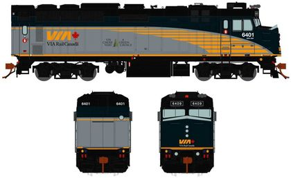 CVR Picture for F40PH-2D Rebuilt VIA Can #6437