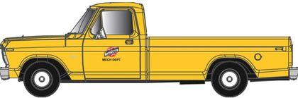 CVR Picture for Ford F-100 PU CPR yellow /2