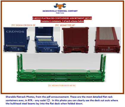 CVR Picture for Flatrack container assort #2
