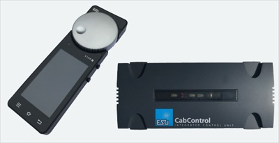 CVR Picture for Cab Control DCC System w/WiFi