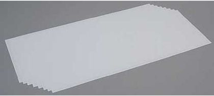 CVR Picture for Styrene Plain .010inch 8x21 /8sheet