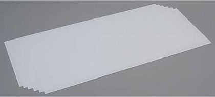 CVR Picture for Styrene Plain .020inch 8x21 /6sheet