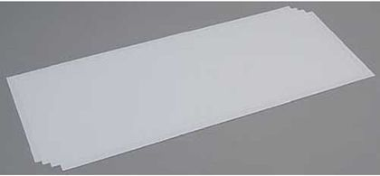 CVR Picture for Styrene Plain .030inch 8x21 /4sheet