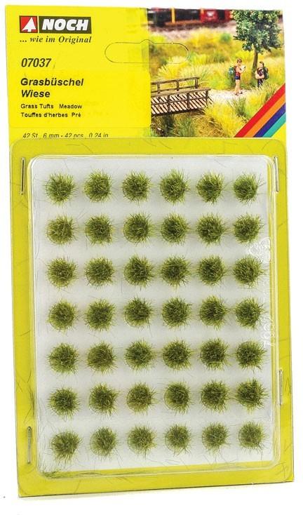 Noch 7027 Grasbüschel Mini-Set XL Wiese
