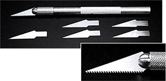 CVR Picture for 7pc Micro Saw Set w/blades