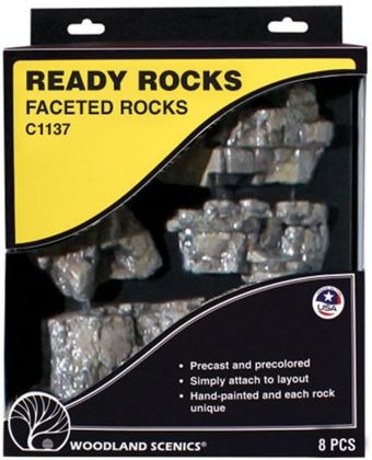 CVR Picture for Ready Rocks - Faceted Rocks /8