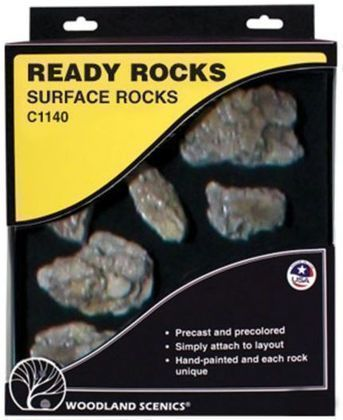 CVR Picture for Ready Rocks - Surface rocks